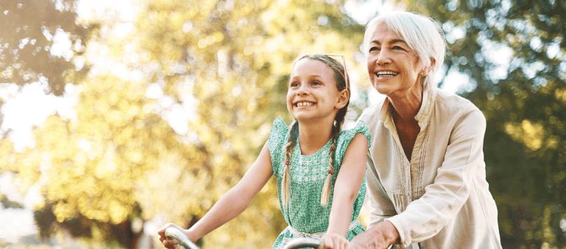 Comment devenir une Grand-Mère épanouie ?