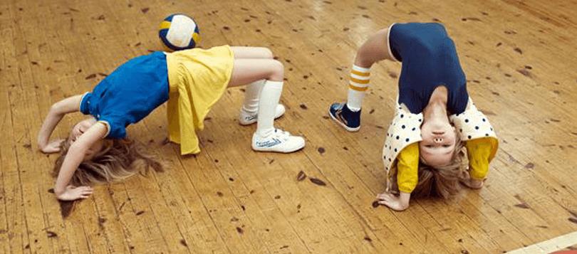 Le sport avec vos Petits-Enfants