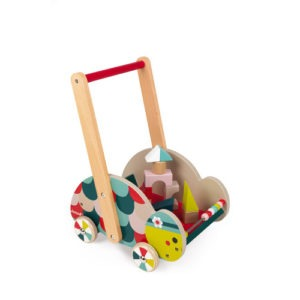 chariot-d-eveil-tortue-baby-forest-bois