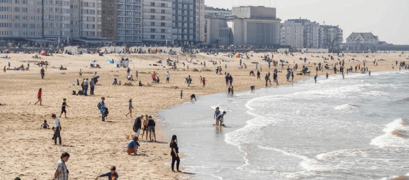 Ostende, reine des stations balnéaires