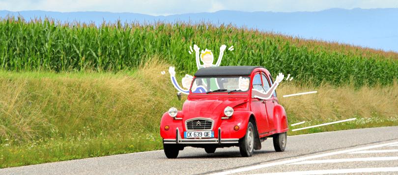 Le tour de France des Papas
