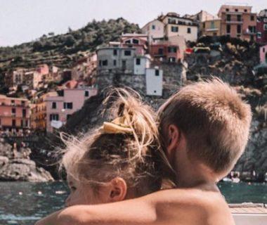 Visiter une ville avec vos Petits-Enfants