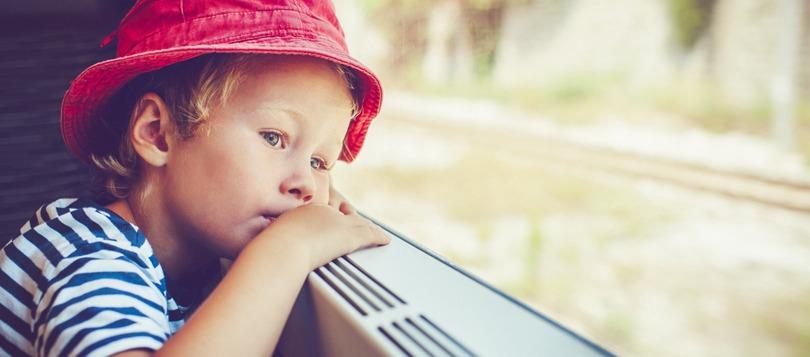 Le slow tourisme avec ses Petits-Enfants