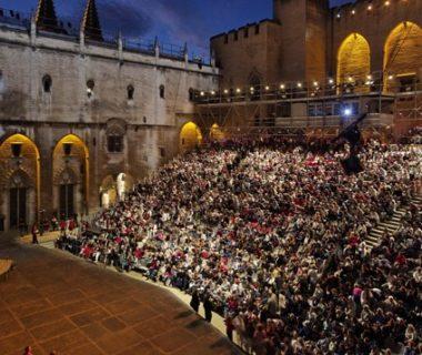 Leur premier Festival d'Avignon