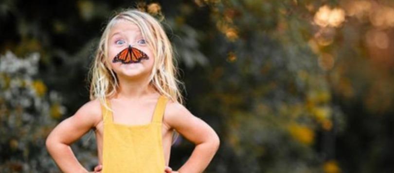 L'art de photographier vos Petits-Enfants !