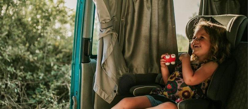 Sur la route avec vos Petits-Enfants !