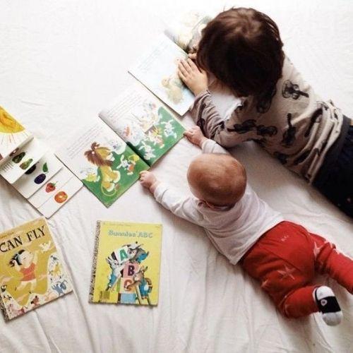 Donner le goût de la lecture à vos Petits-Enfants