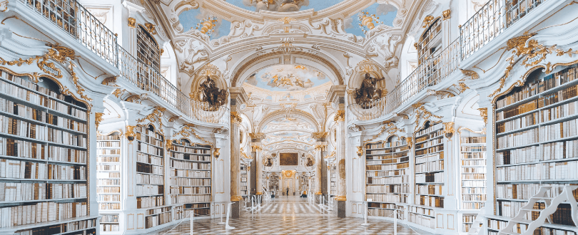 Les plus belles bibliothèques de France !