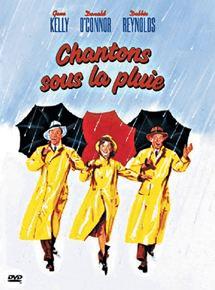 5 films à revoir en famille - visuel film chantons sous la pluie