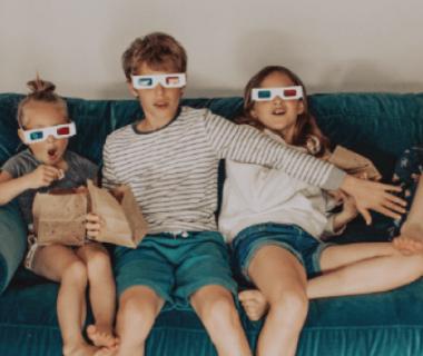 5 films à revoir en famille !