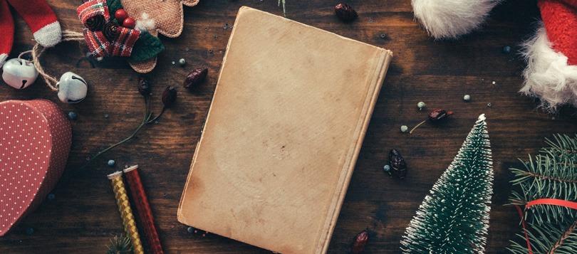 Un conte de Noël écrit par une résidente