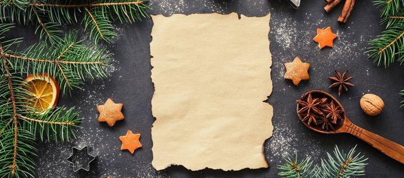 Décryptez la liste du Père Noël de toute la famille