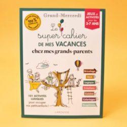 Le Super cahier de Vacances