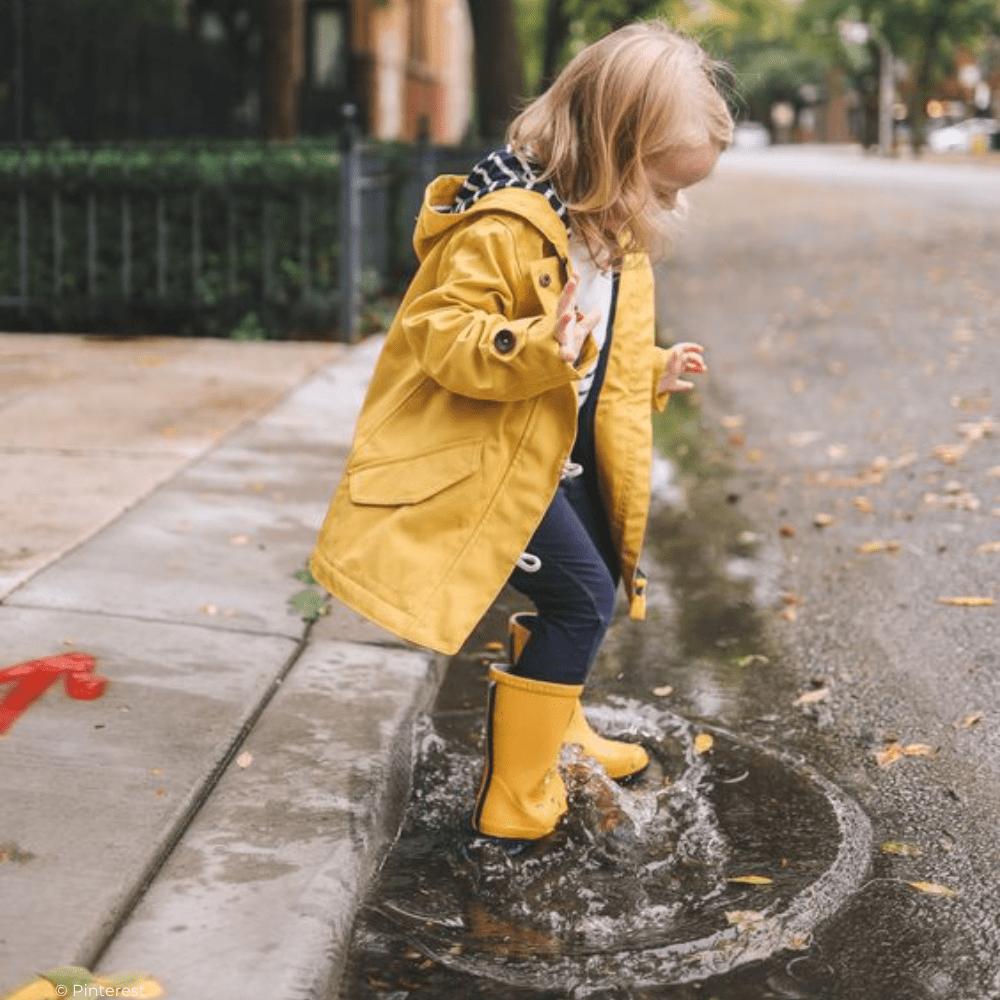 Les jours de pluie, mode d'emploi