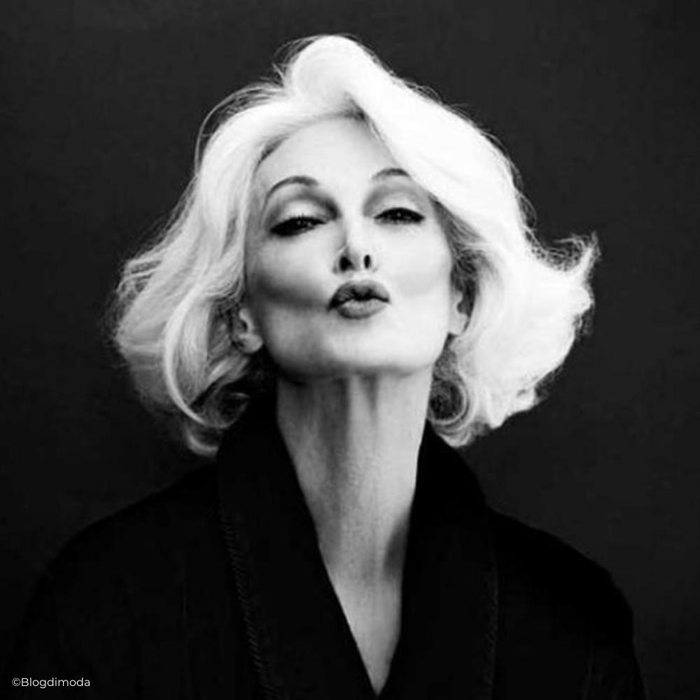 A plus de 55 ans, les femmes sont toujours resplendissantes