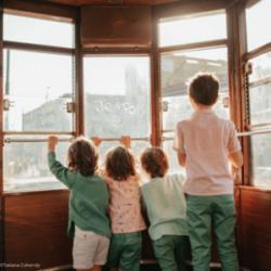 Voyager Petits-Enfants bon santé améliorer
