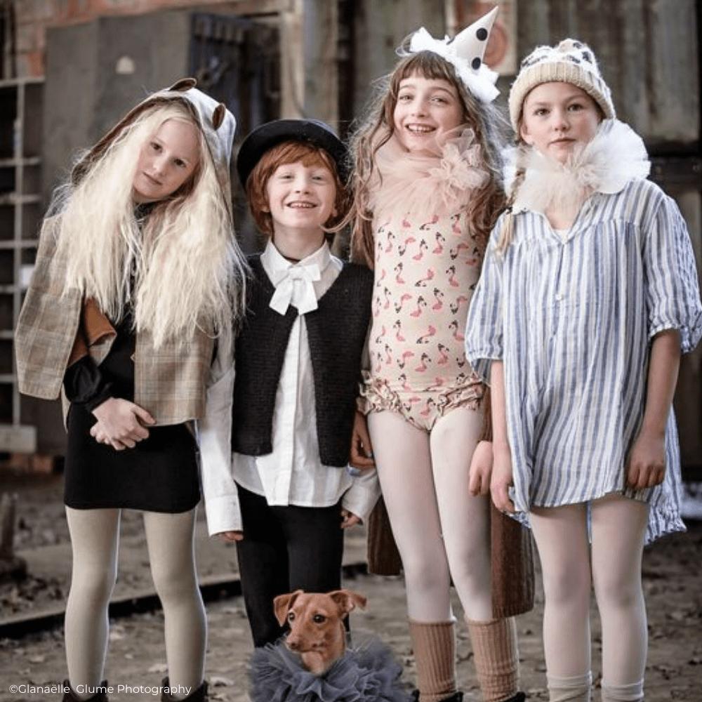 la fashion week créative et magique des Petits-Enfants