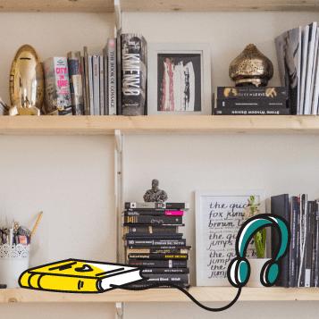 Les livres audio pour écouter la vie