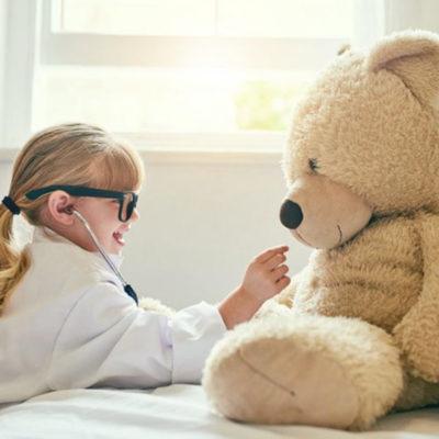 Apprenez à distance à détecter les symptômes de vos Petits-Enfants