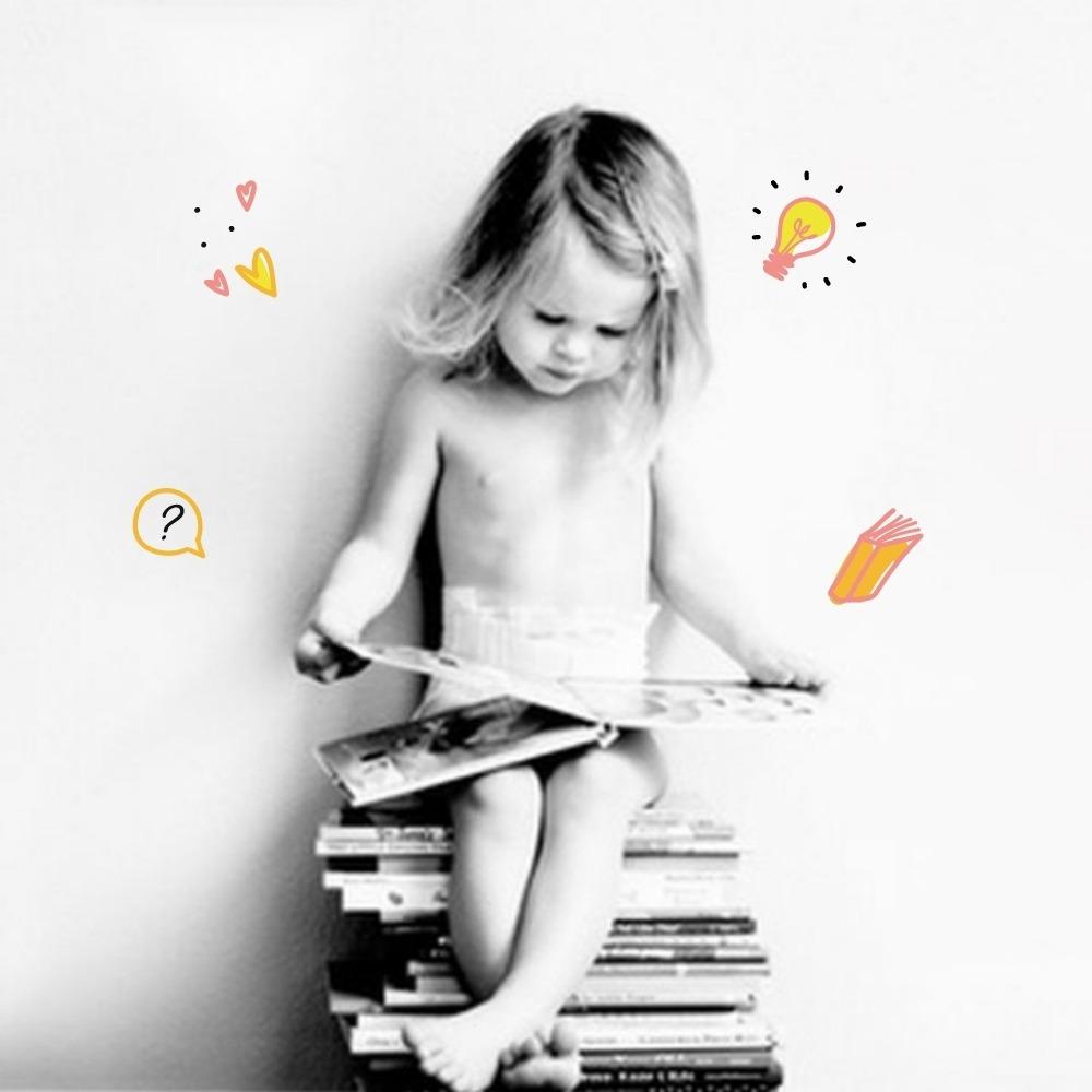 Notre sélection de livres du moment, pour vous et vos Petits-Enfants !