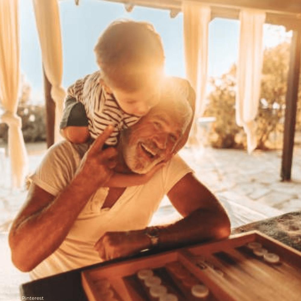question grands-parents
