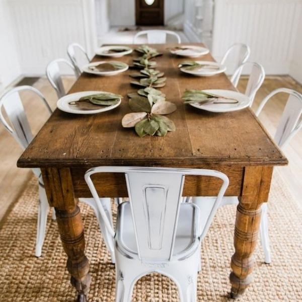 L'art du plan de table familial