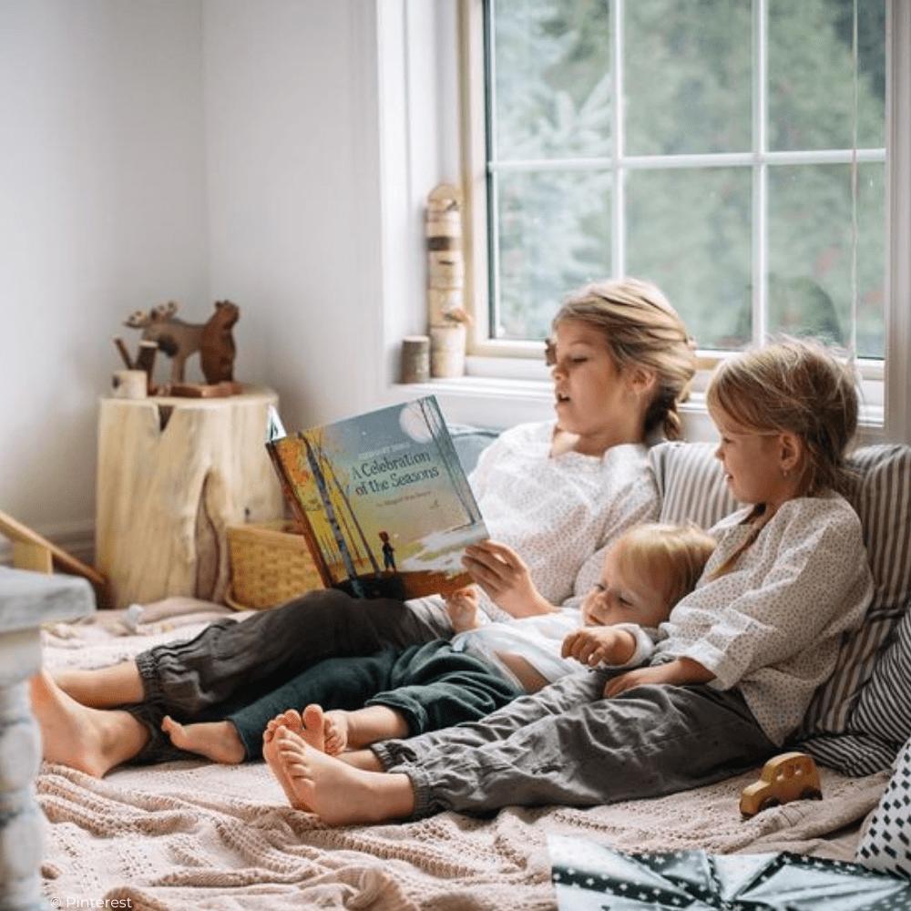 lecture Petits-Enfants