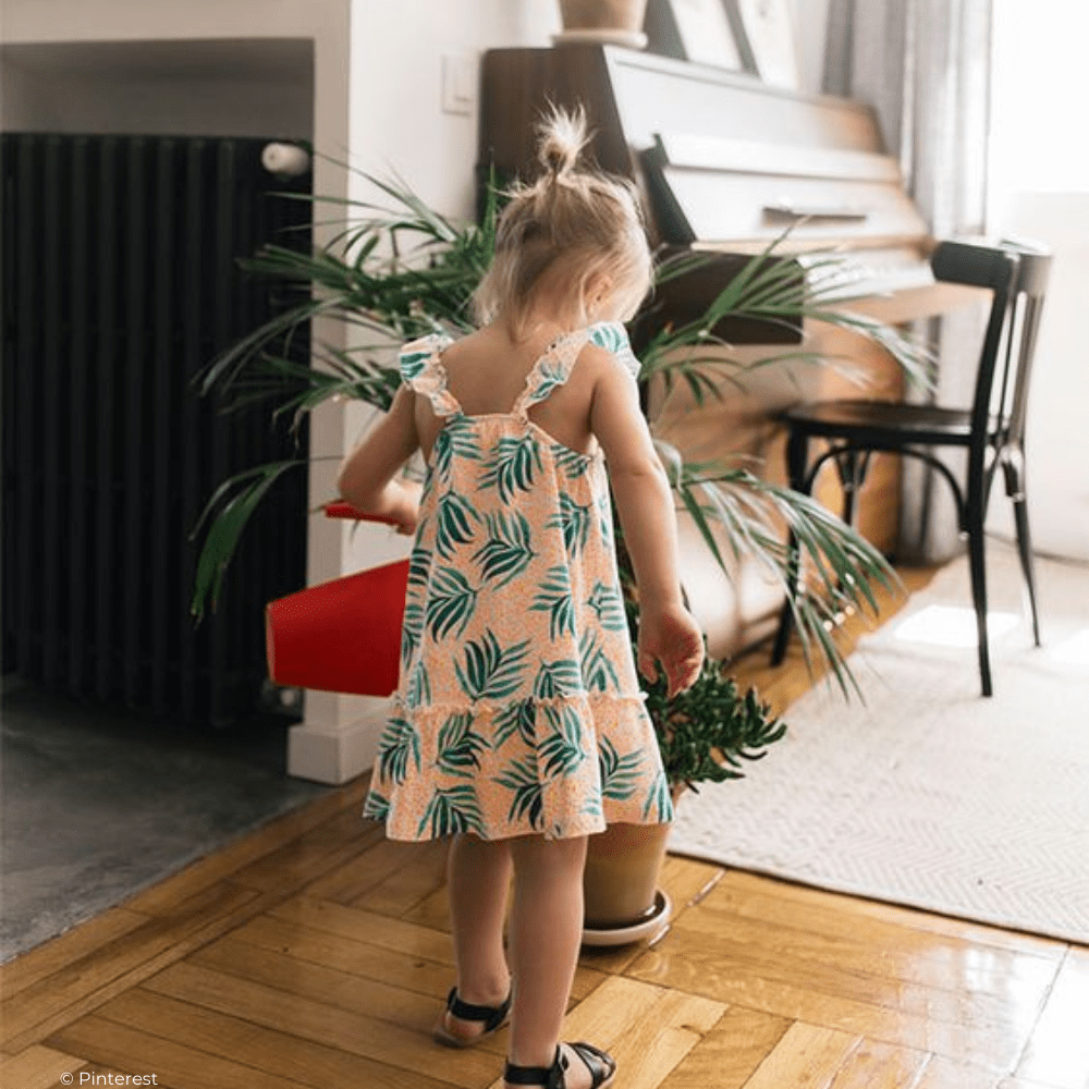 tâches ménagère enfants