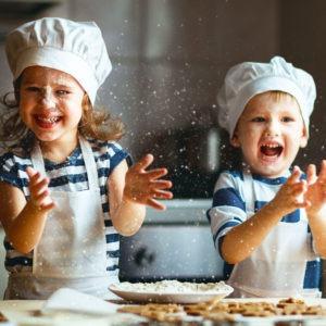 Cet été tous en cuisine en famille