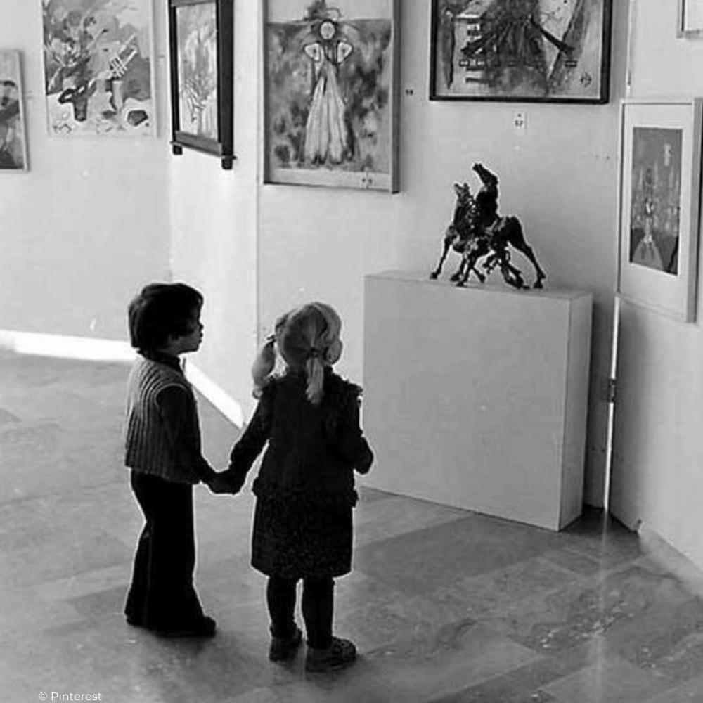 Les expositions incontournables à faire cet automne avec vos Petits-Enfants