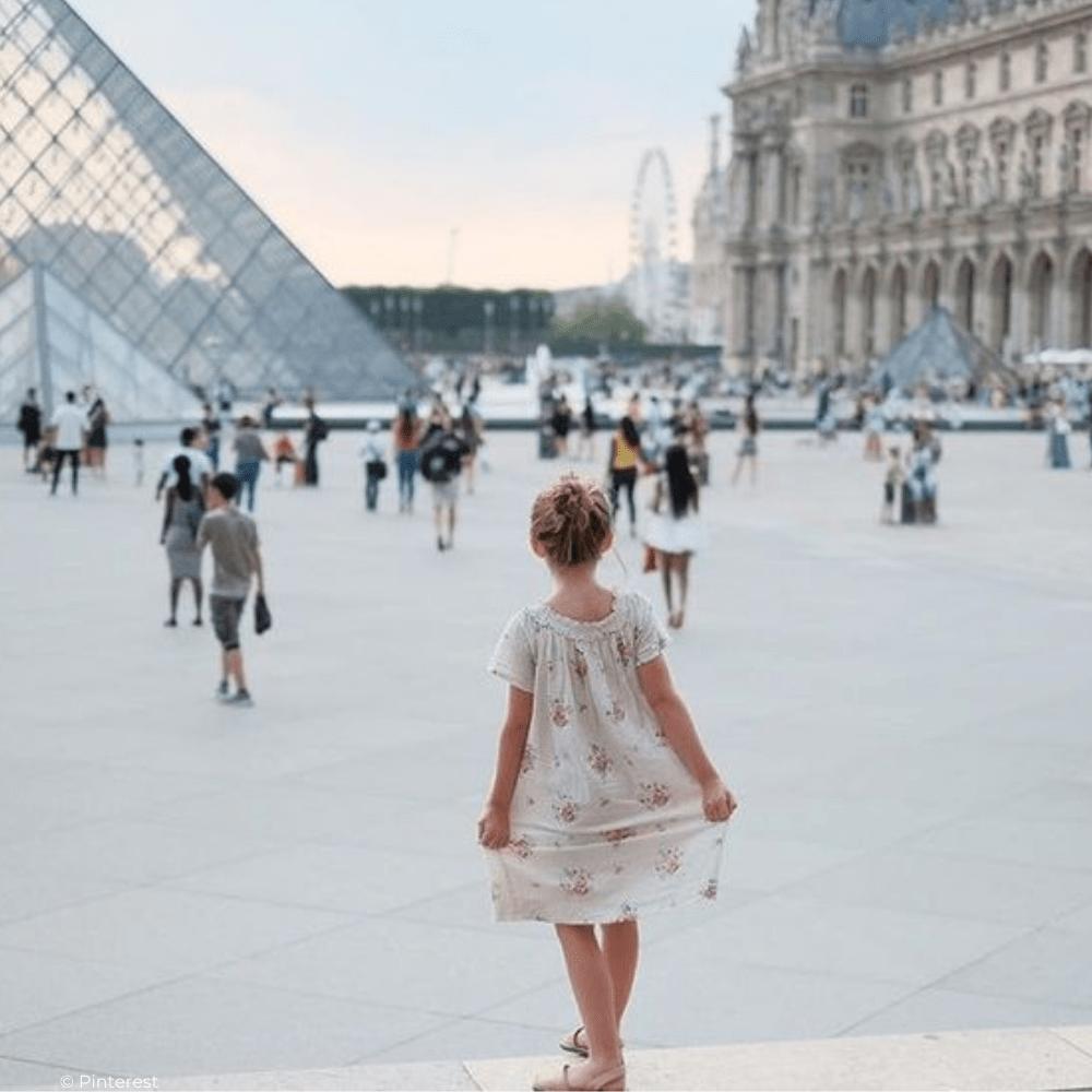 Mode d'emploi d'une visite au musée avec vos Petits-Enfants