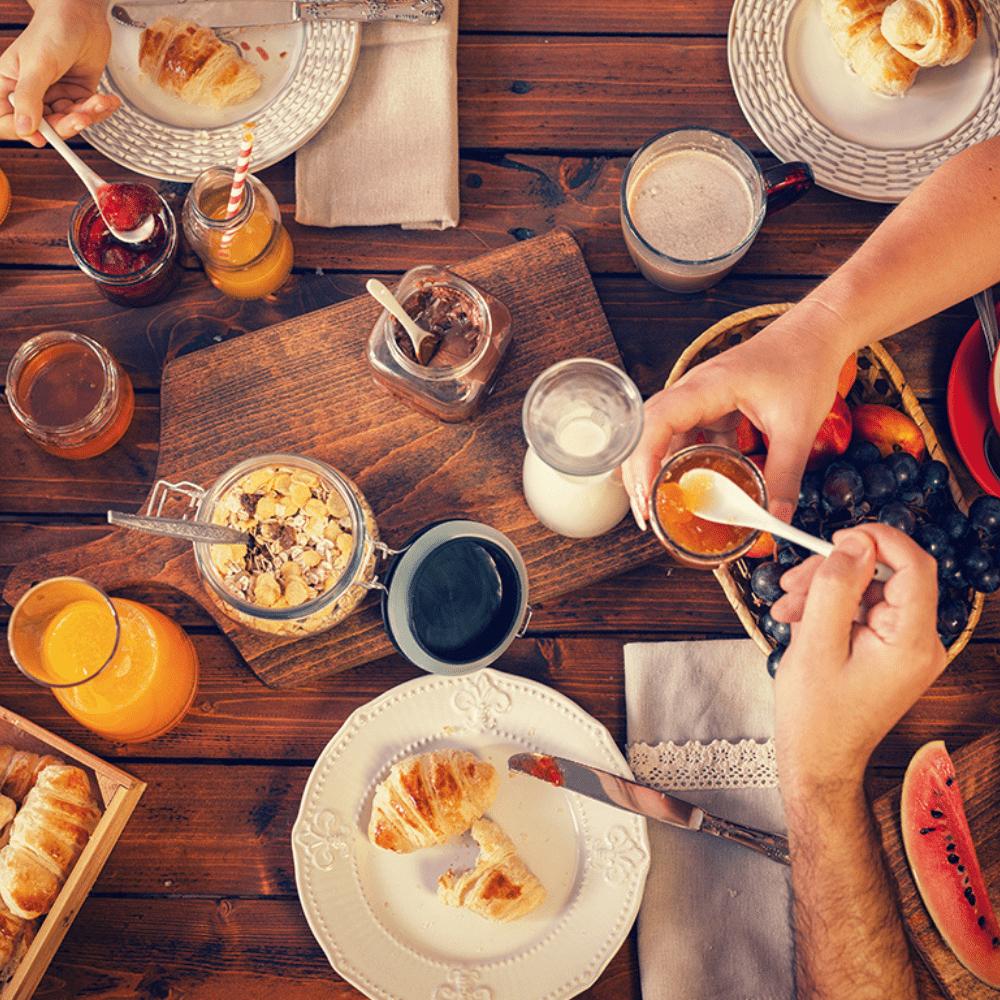5 idées faciles de petits-déjeuners sains et gourmands !