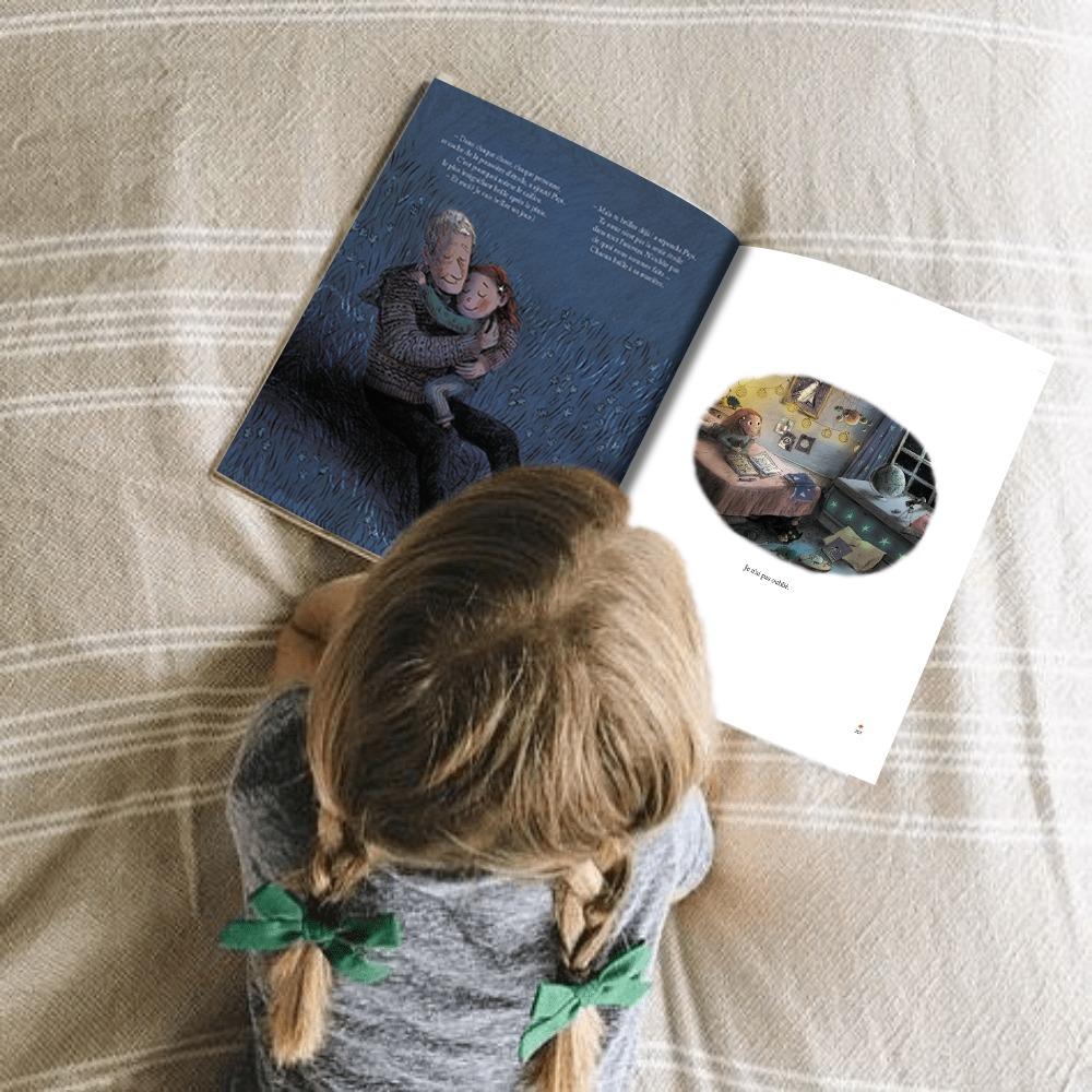 trésor enfance livre fille