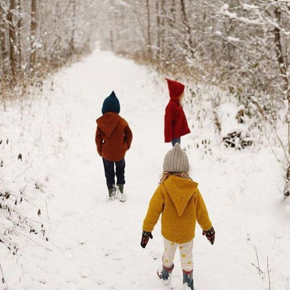 Froid : faut-il vraiment sortir ses Petits-Enfants tous les jours ?