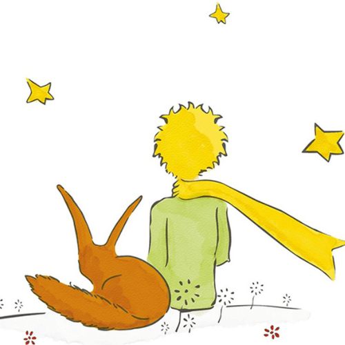 Les leçons de vie du Petit-Prince à destination des Grands-Parents