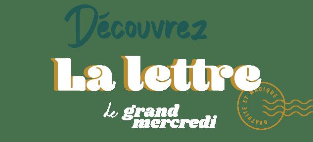 Inscription Newsletter grand-mercedi
