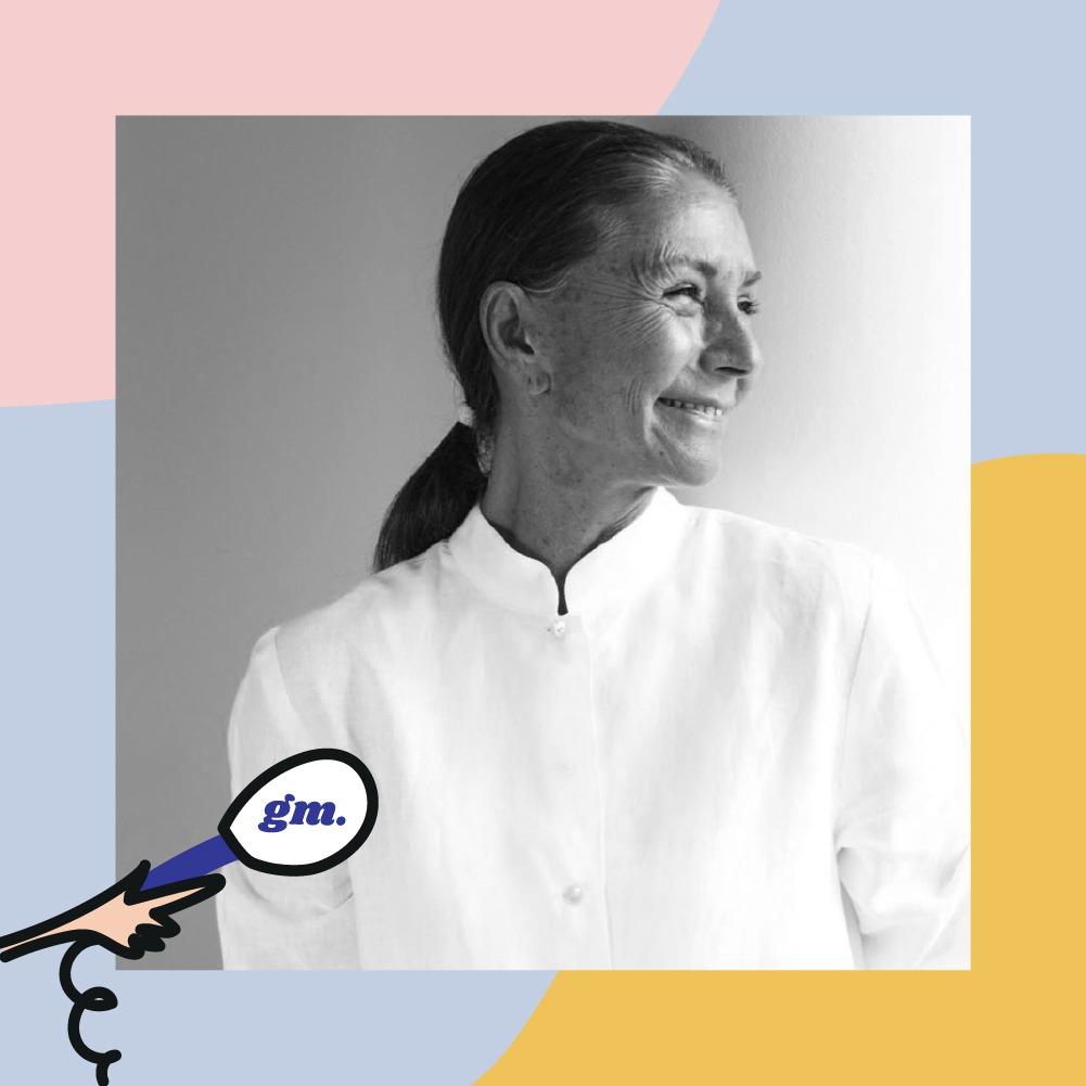 Perla Servan-Schreiber - portrait interview