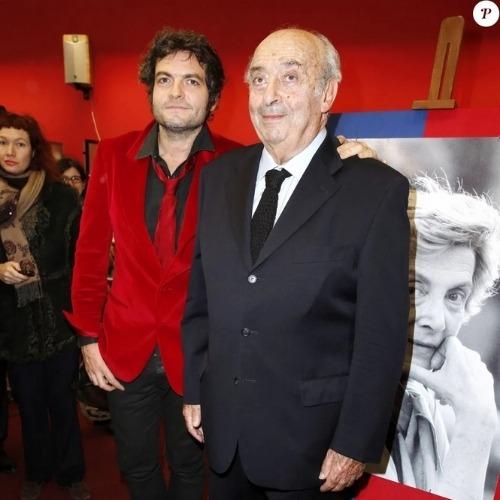 Mathieu Chedid et son Grand-Père