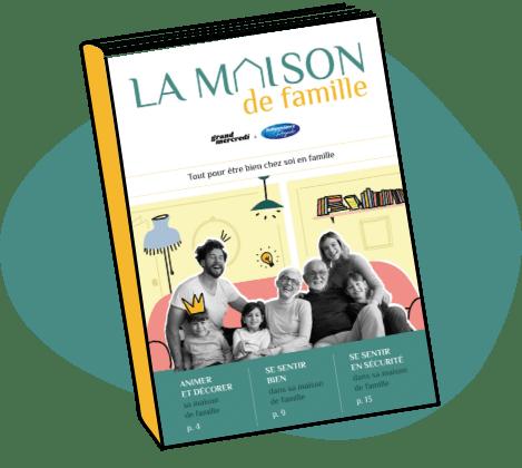 livre maison de famille