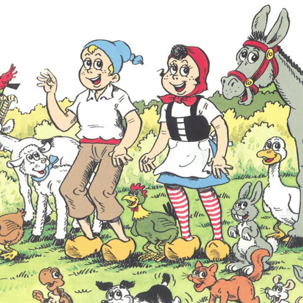 Les 10 livres cultes de l'enfance des Grands-Parents !