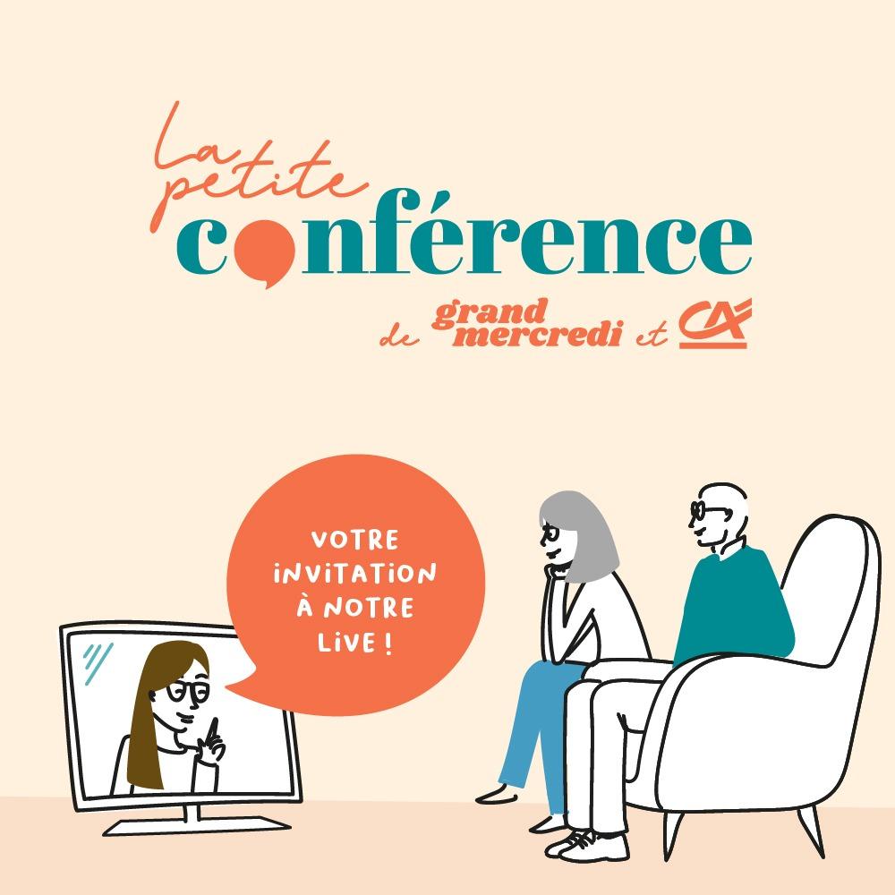 La Petite conférence pour penser à soi et aux autres !