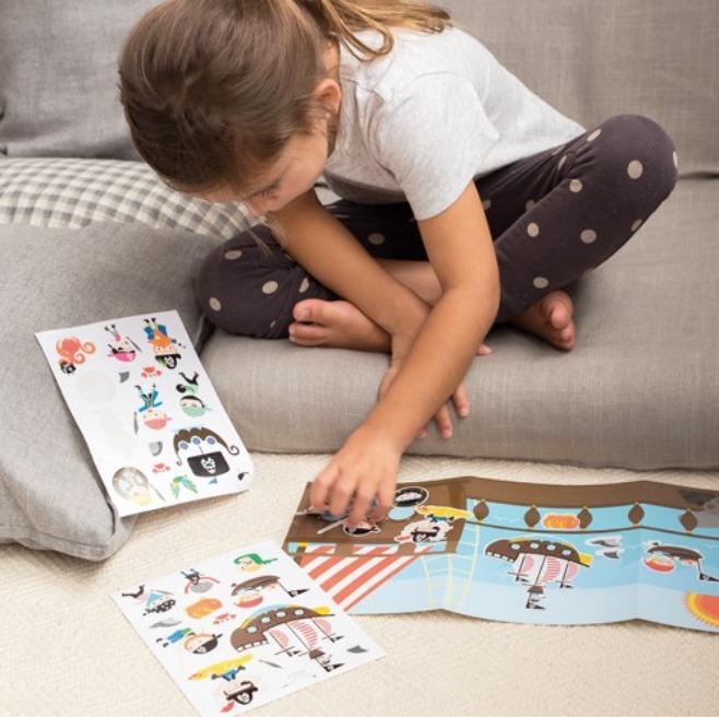 L'activité à faire avec vos Petits-Enfants cet été !