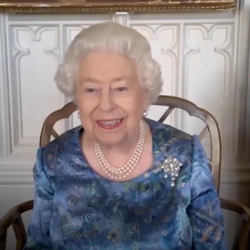 La Reine Elizabeth II a rencontré son arrière-Petite-Fille
