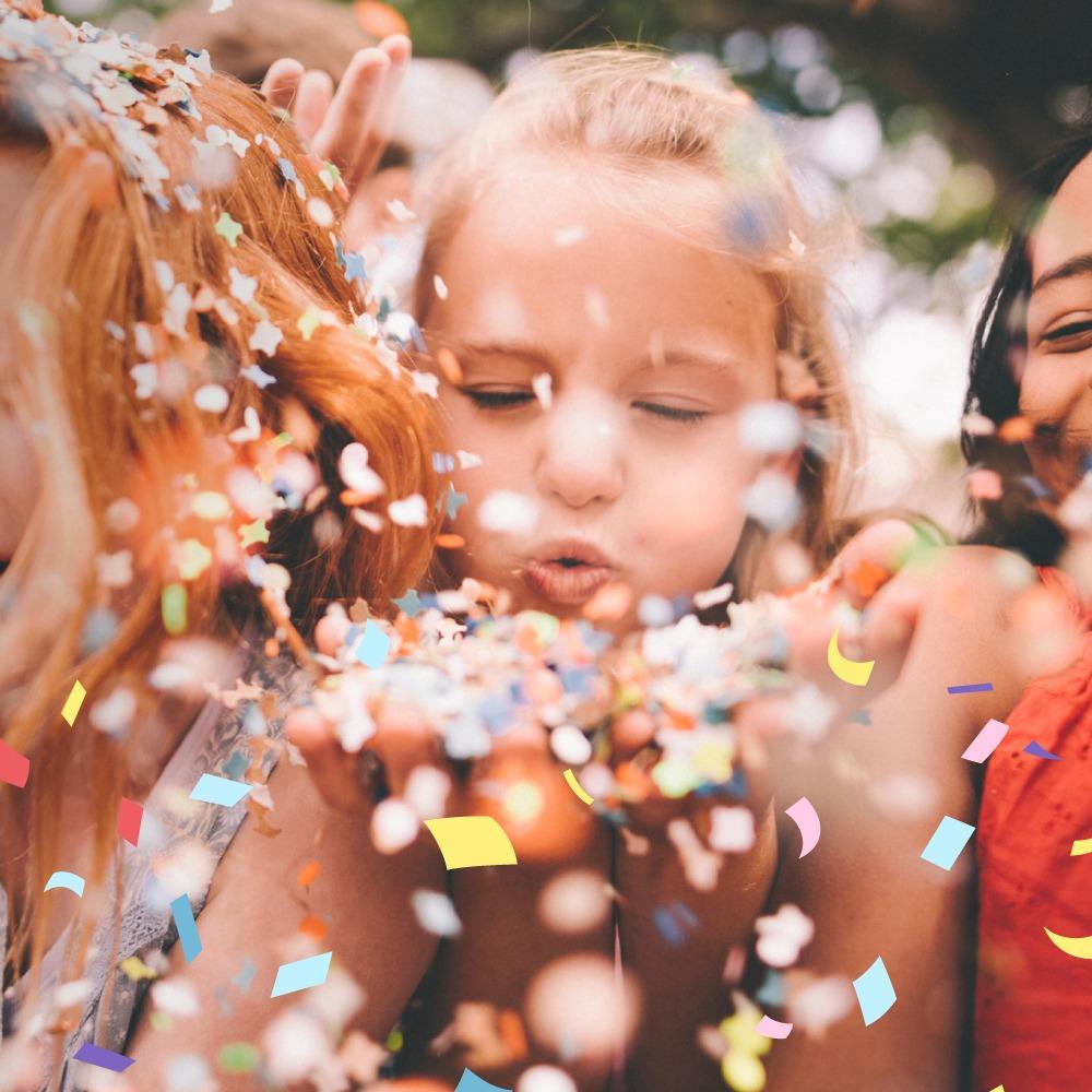 L'été retrouvé de nos Petits-Enfants - Le sens de la fête !