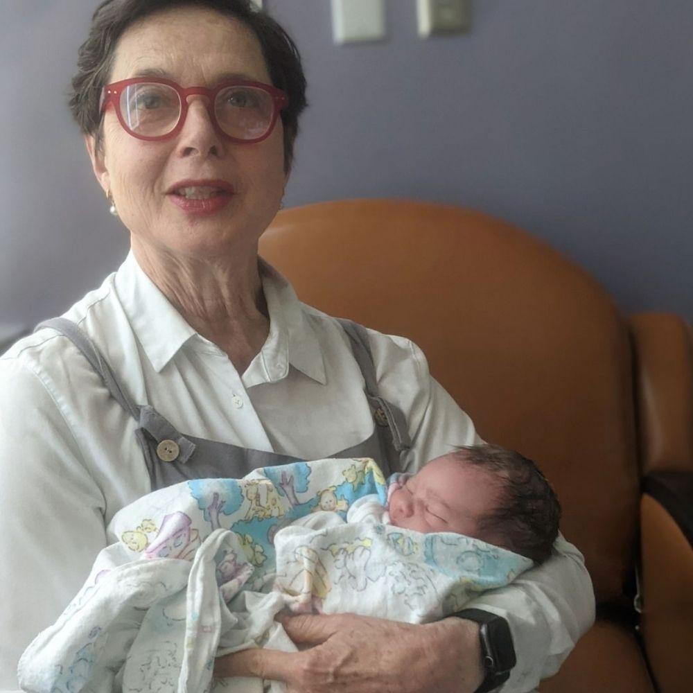 Isabella Rossellini, Grand-Mère !
