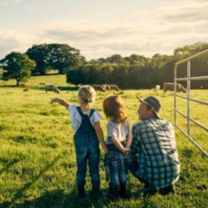 À la découverte de la ferme avec vos Petits-Enfants !