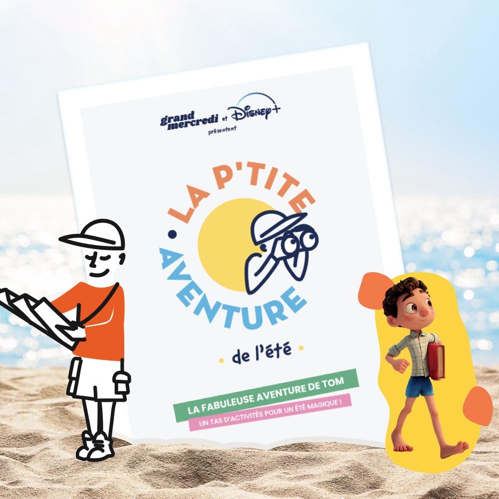 Le cahier de vacances pour un été magique !