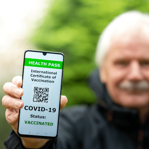 QR code et passe sanitaire