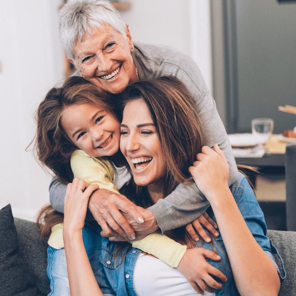 Les 5 signes qui montrent que vous êtes un Grand-Parent connecté