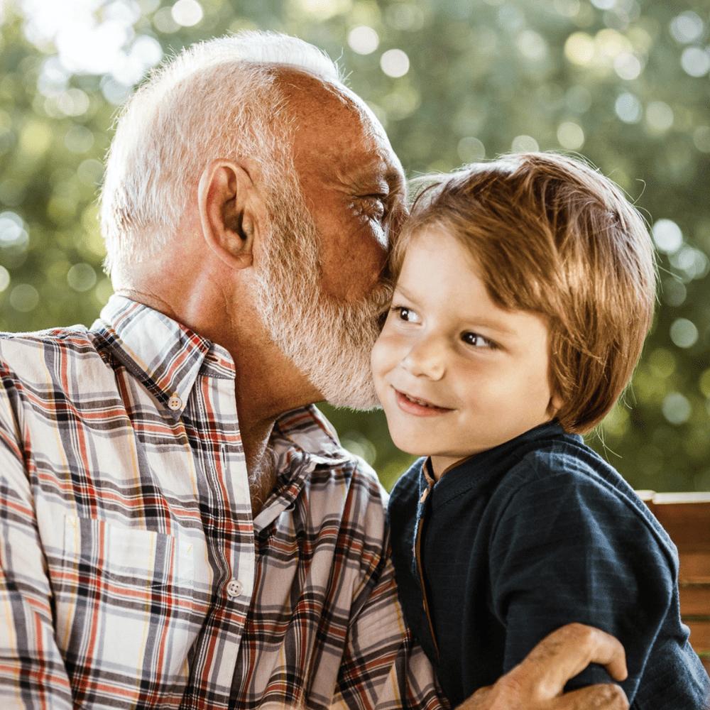 Expliquer la maladie d'Alzheimer à vos Petits-Enfants